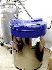 Liquid nitrogen vapor BIOSAFE 420
